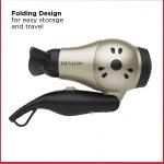 Revlon Folding Hair Dryer ONLY $9(Reg.$18)