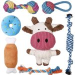 Toozey 7 Pack Of Small Dog Toys ONLY $13.59(Reg.$29.99)