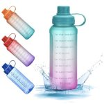Motivational Water Bottle $5.99(Reg.$11.99)