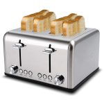Cusimax Toaster 4 Slice ONLY $29.99 (Reg.$59.99)