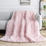 Shaggy Faux Fur Weighted Blanket $34.49(Reg.$68.99)