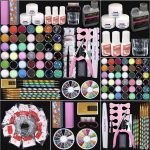 42 in 1 Acrylic Nail Kit ONLY $14.98(REG.$29.97)