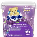 Snuggle Laundry Scent Booster 56 count $7(Reg.$11)
