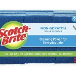 Scotch-Brite Non-Scratch Scrub Sponges 9-Count $4.34(Reg.$9.82)