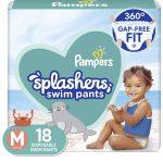 Pampers Splashers Swim Pants ONLY $5.52(Reg.$8.97)