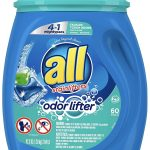 All 60-Pacs Laundry Detergent ONLY $6.21(Reg.$15)