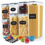 Airtight Food Storage Containers ONLY $16.49(Reg.$33)