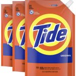 3-Pack Tide Liquid Laundry Detergent ONLY $12.59($21.99)