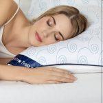 Hot N cold Memory Foam Pillow $24.99(Reg.$100)