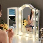 Luxfurni Mirror Vanities as low as $60!