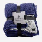 Sherpa 2-Ply Throw Blanket $14.99(Reg.$39)