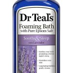 Dr Teal's Soothe and Sleep w/ Lavender Foaming Bath ONLY $3.22(Reg.$5.99)