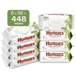Huggies Natural Care Baby Wipes ONLY $12.53(Reg.$20)