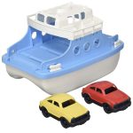 Green Toys Ferry Boat & 2 Mini Cars ONLY $9.17(Reg.$25)