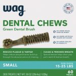 WAG Dental Dog Treats ONLY $14.30