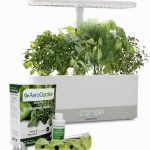 AeroGarden Harvest Slim with Gourmet Herbs Seed Pod Kit $97.99(Reg.$167)