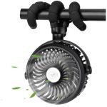 Portable Stroller Fan ONLY $16(Reg.$27)