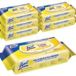 Lysol Disinfecting Handi-Pack Wipes, 480 Count ONLY $20.24 (reg. $26.99)
