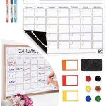 Dry Erase Calendar ONLY $6.30(Reg.$15.75)
