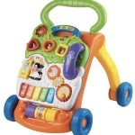 VTech Sit-To-Stand Learning Walker $24.49(Reg.$37.99)