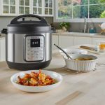 Instant Pot Duo Plus 6 Quart 9-in-1 Electric Pressure Cooker ONLY $54.95 (reg. $119.99)